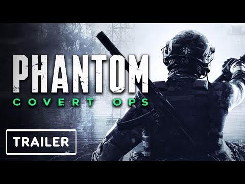Phantom: Covert Ops Trailer (David Hayter)   Summer of Gaming 2020