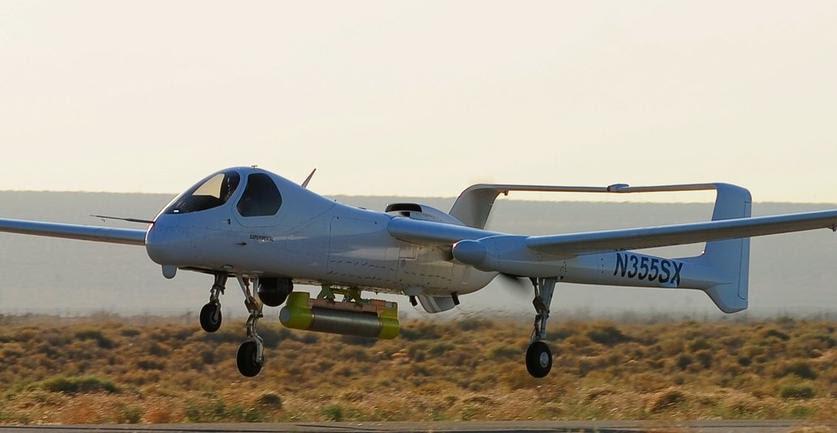 Resultado de imagen para Northrop Grumman espera entregar su primer avión Firebird