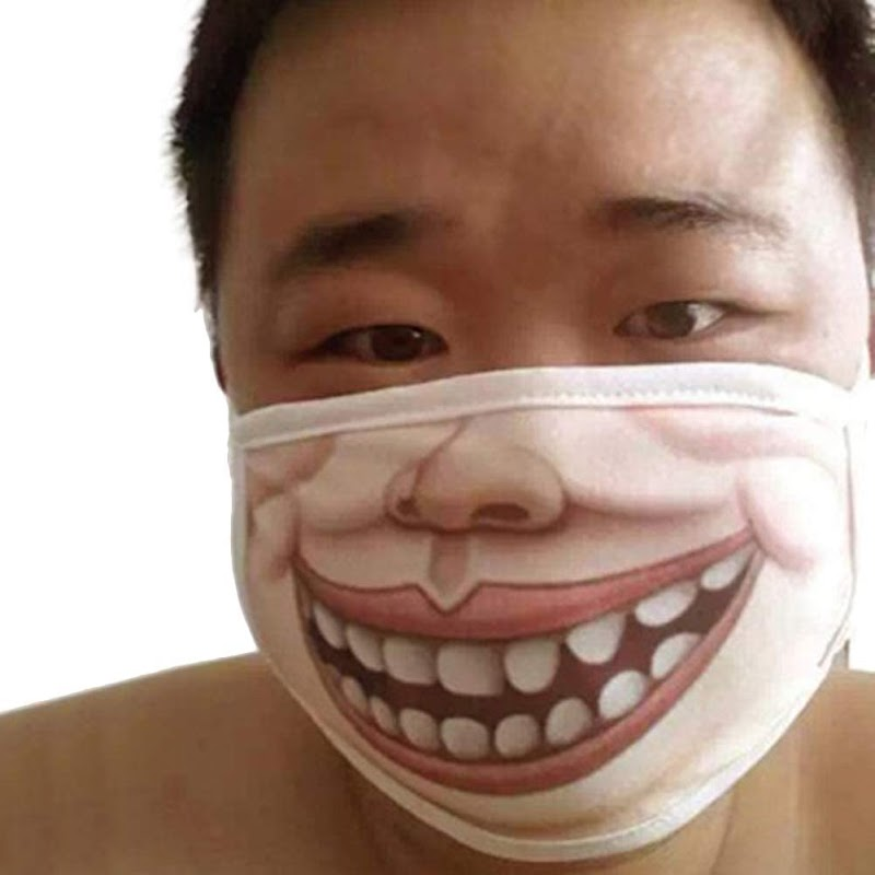 Face Mask Funny