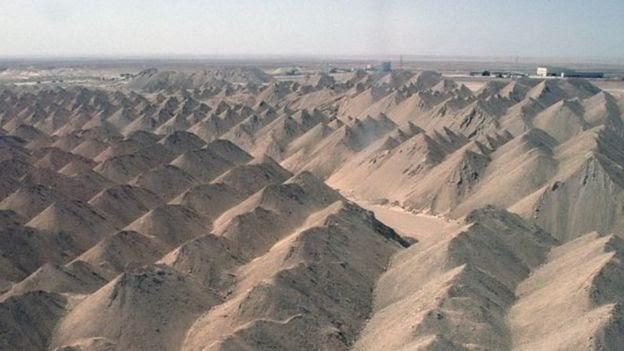En el Sáhara Occidental se encuentran las mayores reservas de un mineral esencial para la vida