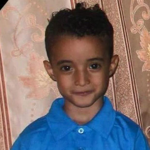 Fareed morreu dias após bombardeio  (Foto: Ahmed Basha/BBC)