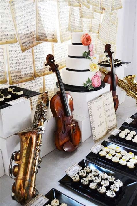 Wedding parties, Music themed weddings and Music on Pinterest
