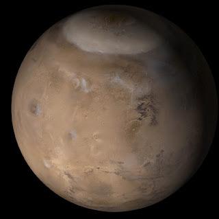 NASA financia instrumento para encontrar vida en Marte