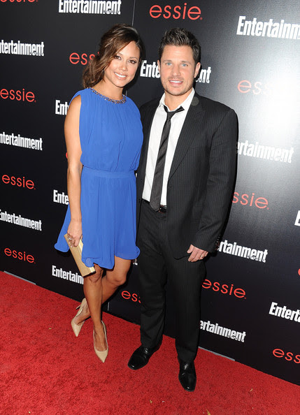 Nick Lachey - The Entertainment Weekly Celebration Honoring This Year's SAG Awards Nominees Sponsored By TNT & TBS And essie - Arrivals