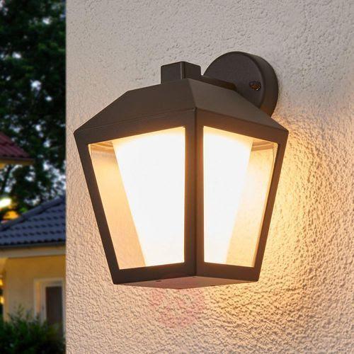 Ciemna Lampa ścienna Zewnętrzna Led Keralyn Porównaj Zanim Kupisz