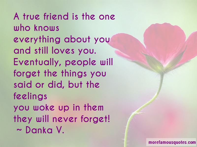 Friend Who Forget You Quotes Top 13 Quotes About Friend Who Forget