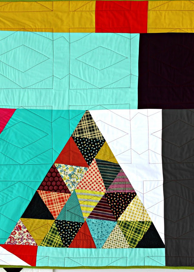 Chicopee Quilt Back
