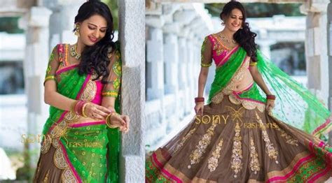 1000  ideas about Lehenga Designs on Pinterest   Shop Now