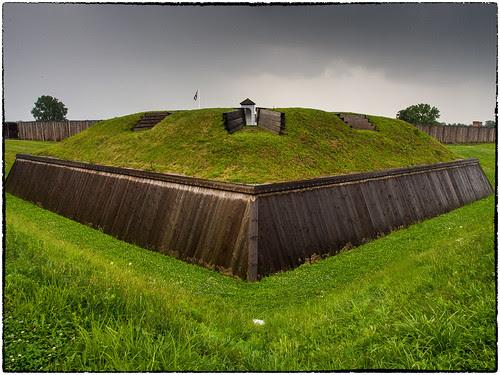Fort George by Mawz