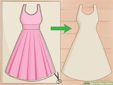 3 Ways to Make a Dress   wikiHow