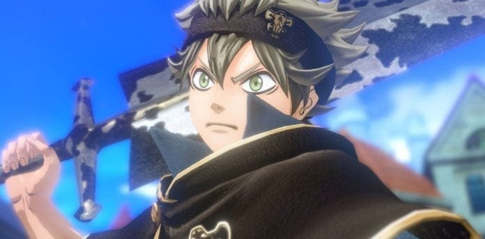 Black Clover: Quartet Knights – Bandai Namco announces new co-op game for Steam and PlayStation 4