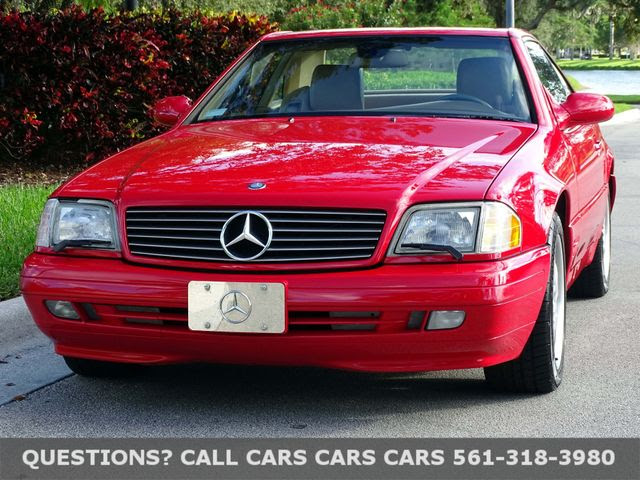 2000 Mercedes-Benz SL500 Convertible - West Palm Beach ...