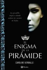 El enigma de la pirámide Caroline Vermalle