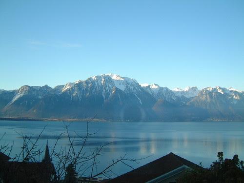 Winter Wonderland Montreux