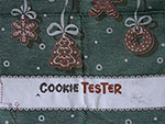 #SantaSundayXS: Cookie Tester