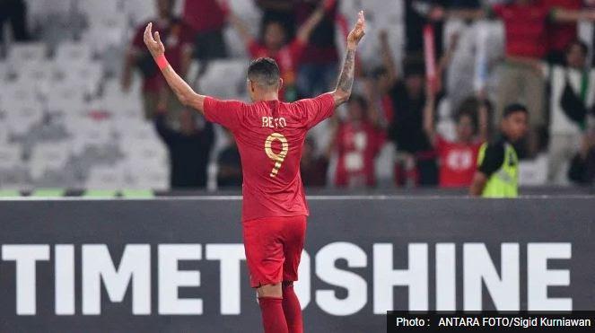 Indonesia vs Vanuatu 6-0