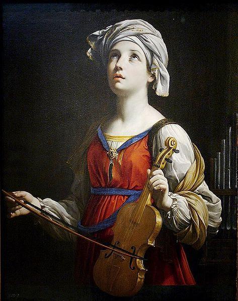 Fil: St Cecilia guido reni.jpg