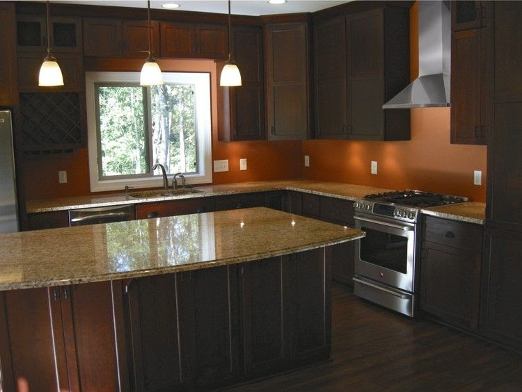 Hand Made Cherry Kitchen Cabinets by Mike Willis ...