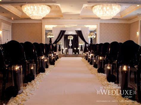 1000  ideas about Black Wedding Decor on Pinterest   Black