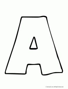 Printable Classic Alphabet Banner Pennants | Design, Printable ...