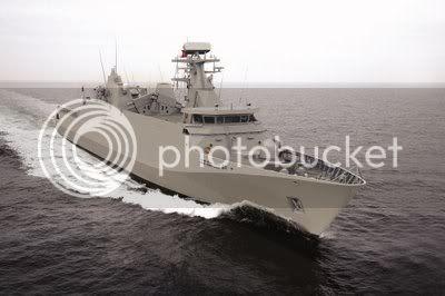 Indonesia Bangun Kapal Perang Stealth aka Siluman