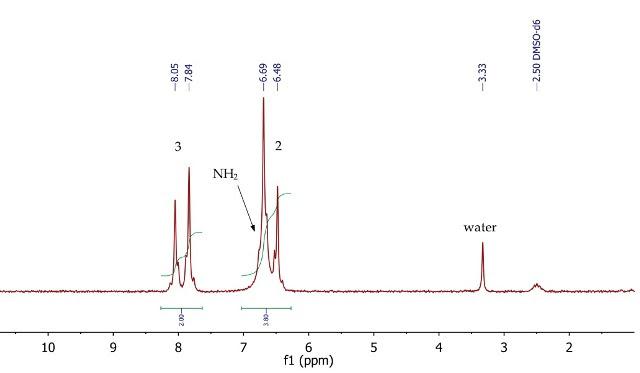 ORGANIC SPECTROSCOPY INTERNATIONAL: p-nitroacetanilide