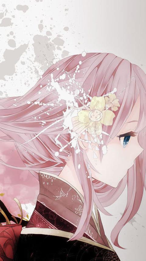 HD Phone Wallpapers Anime - WallpaperSafari