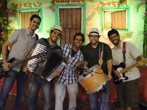 Os Gonzagas (Foto: Divulgação)