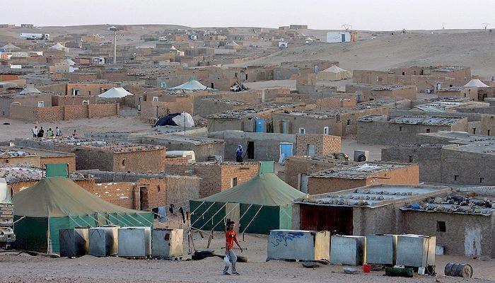 La mayoría de los saharauis llevan más de 40 años viviendo en campos de refugiados al sur de Argelia, luego que Marruecos ocupara militarmente su territorio y los desplazara.