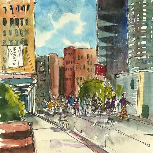 Summer Streets, New York, NY