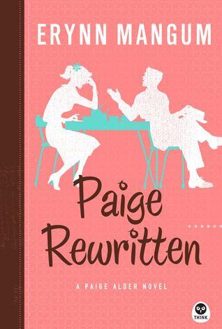 Paige Rewritten: A Paige Alder Novel
