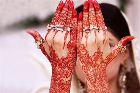 Bengali Mehndi Designs: Top 5 Bridal Mehndi Designs Of 2016