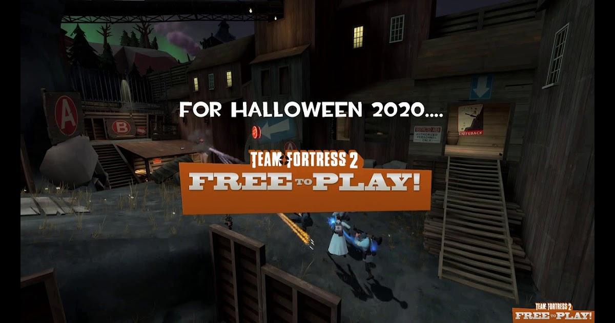 Tf2 Halloween Event 2020 | Christmas Lights 2020