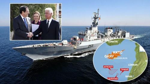 Τουρκική φωτό για Κύπρο