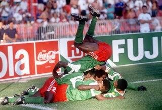 A História das Copas - 1990
