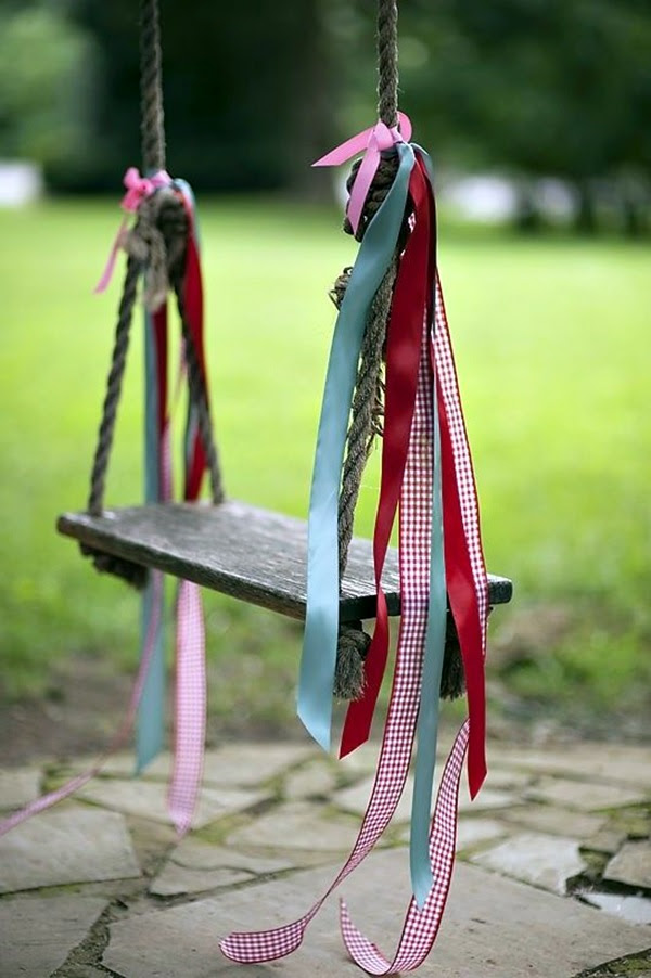 DIY Tree Swing Ideas For More Family Time (13)