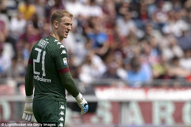 Joe Hart is available but the Manchester City outcast doesn't want to play second fiddle