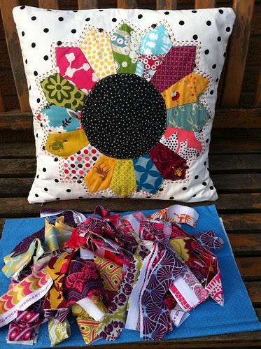 Pillow Talk Swap - received!