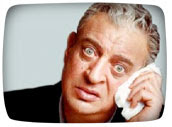 Rodney Dangerfield on the Tonight Show in the 1970s & 1980s