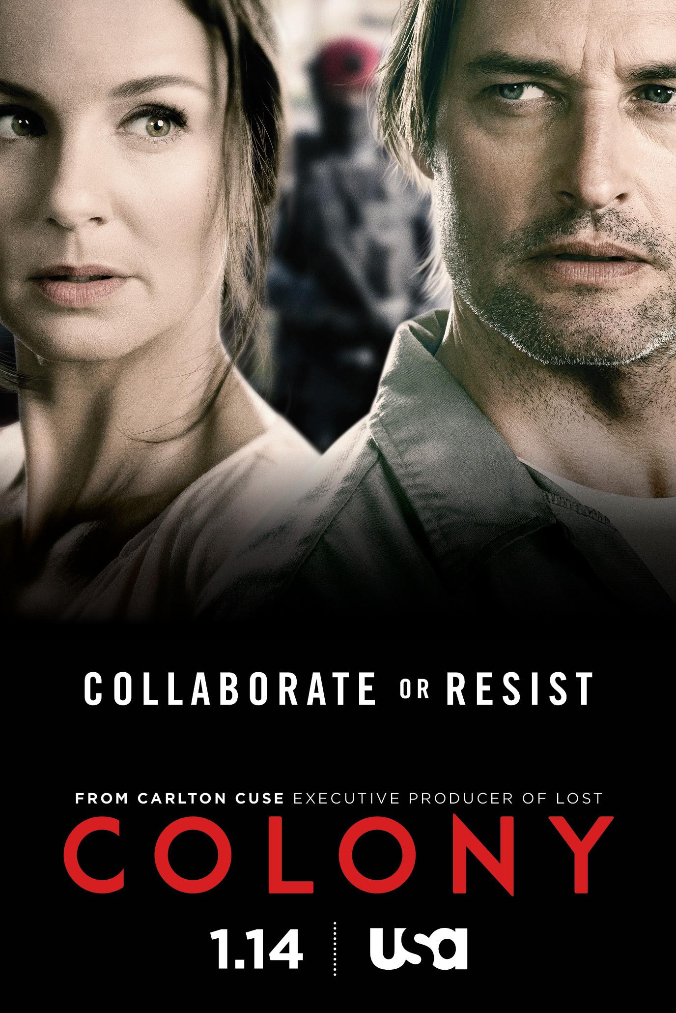Resultado de imagem para Colony season 2 poster