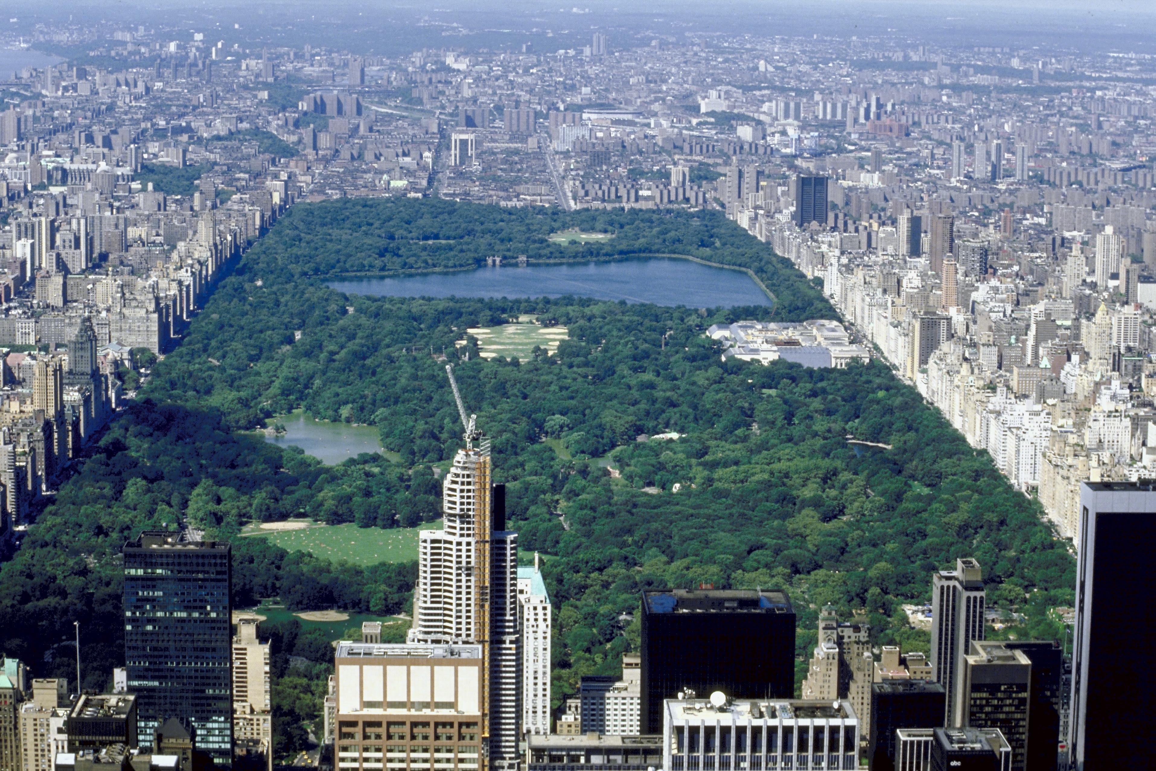Central Park New York City USA1