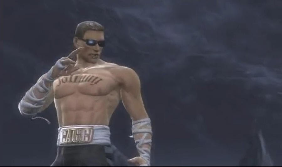 Elegant Pictures Of Johnny Cage - wallpaper quotes