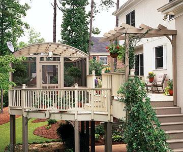 Deck Shape Ideas - Planning & Design - How to Design & Build a ...