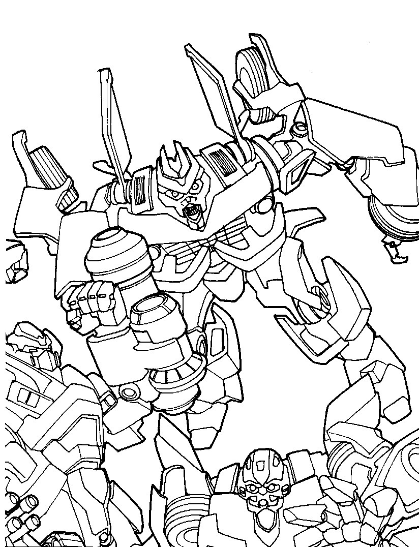Index Of Coloriagesfilmstransformers