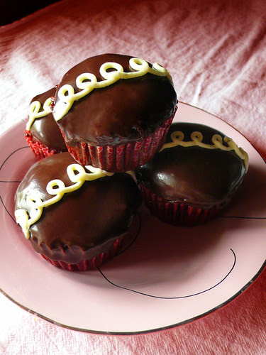 chocolate devil's food cupcakes