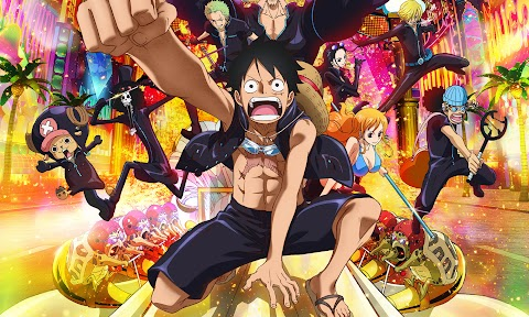 One Piece Film Gold Streaming Free