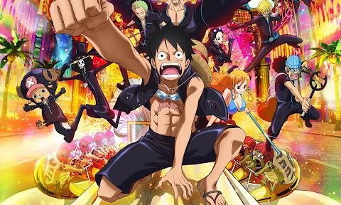 Watch One Piece Film Gold 1080p