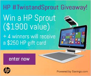 HP #TwistandSprout Giveaway, giveaway, giveaways, brands, influencer, immersive computer, computer giveaway, hp computer giveaway, electronics giveaway, luxury giveaway fancy giveaway, win a computer, win a hp sprout, TwistandSprout,