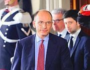 Enrico Letta (Imagoeconomica)