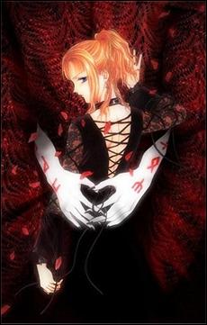 Alice 19th (by x_luka for Los Mangas De Mi Vida)